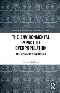 Environmental Impact of Overpopulation Book Cover