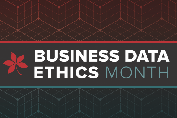 Business Data Ethics Month