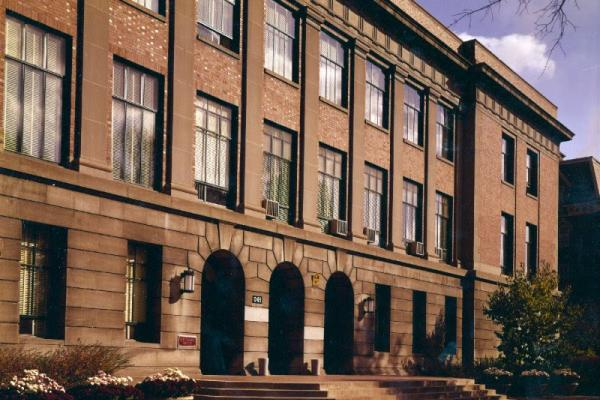 Bricker Hall