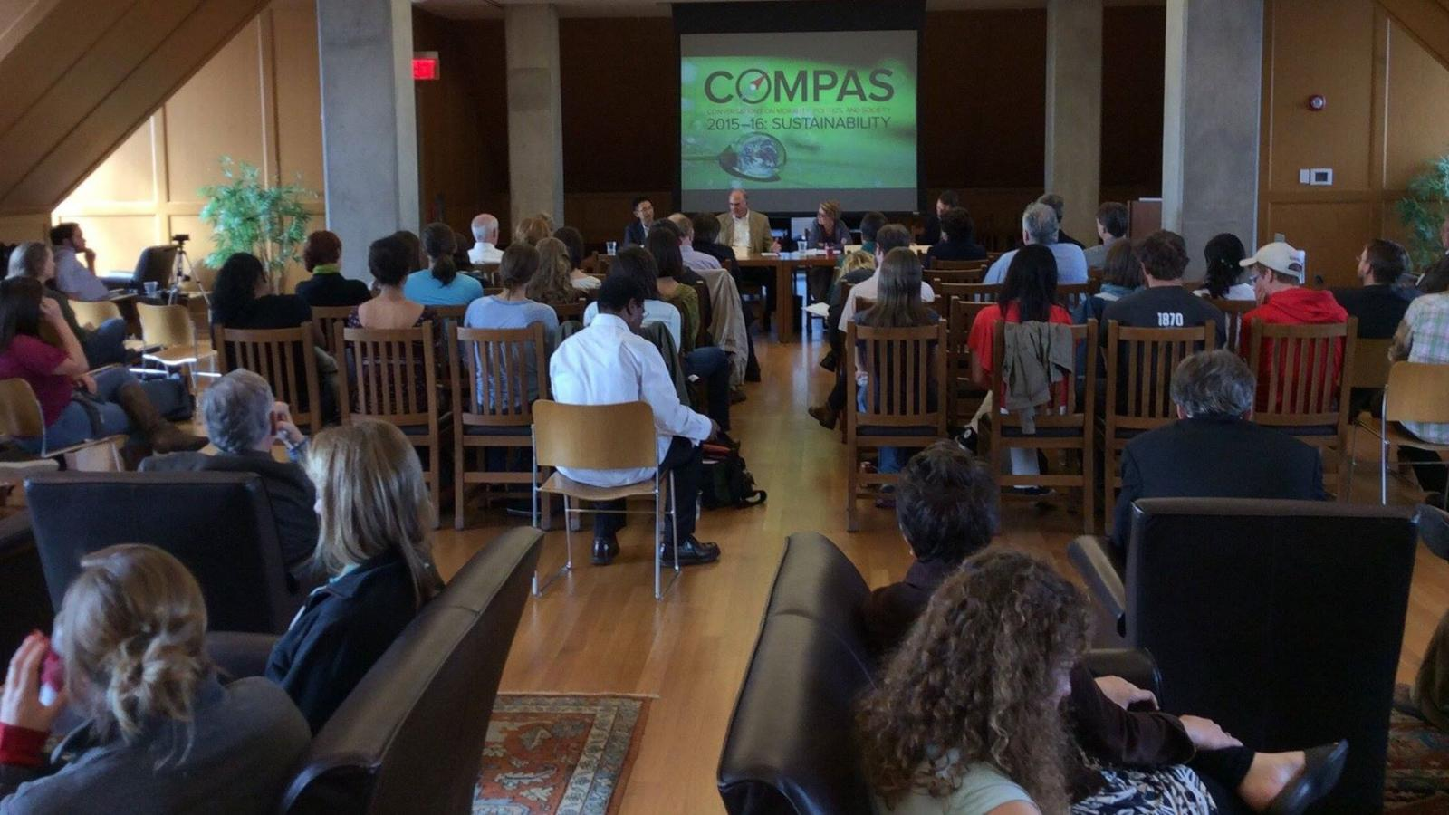 Fall Sustainability COMPAS Conference